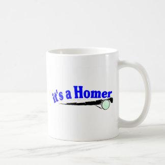 Baseball Home Run Mug
