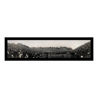 Baseball in Cleveland Photo 1915 Poster