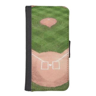 Baseball iPhone SE/5/5s Wallet Case