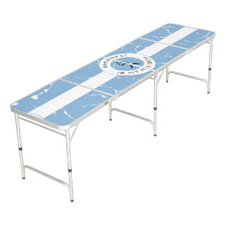 BASEBALL ISMY RELIGION BEER PONG TABLE