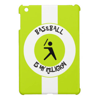 BASEBALL IS MY RELIGION CASE FOR THE iPad MINI