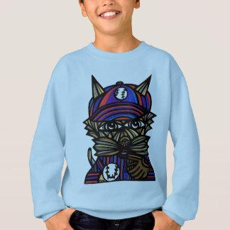 """""""Baseball Kat"""" Boys' Sweatshirt"""