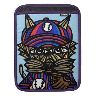 """Baseball Kat"" Ipad Sleeve Case"