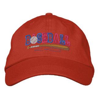 Baseball Kid Embroidered Hat