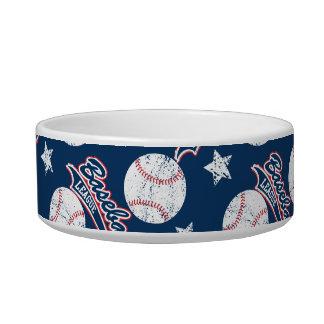 Baseball league bowl
