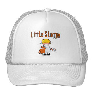 Baseball Little Slugger T-shirts and Gifts Mesh Hat