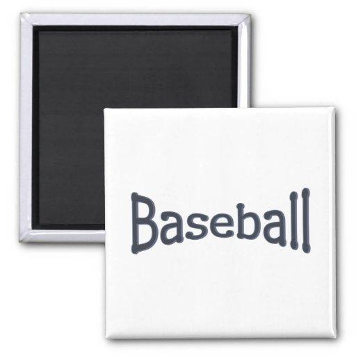 Baseball Fridge Magnets