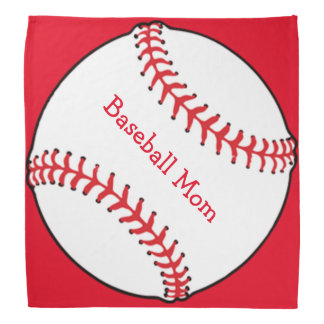 Baseball Mom Bandana