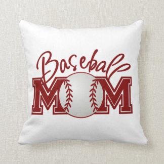 Baseball Mom Pillow