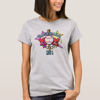 Baseball Mom Dark T-shirt