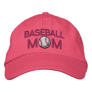 Baseball Mom Baseball Cap