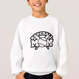 Baseball Mom Fan Wear Sweatshirt