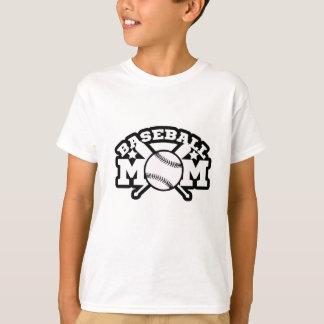 Baseball Mom Fan Wear T-Shirt