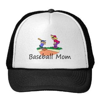 Baseball Mom Mesh Hats