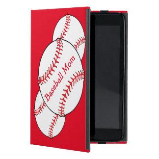 Baseball Mom iPad Mini Case