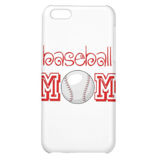 Baseball Mom iPhone 5C Cover
