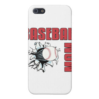 Baseball Mom Cases For iPhone 5