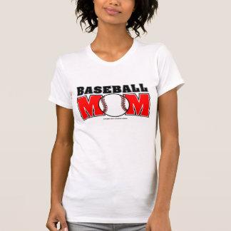 Baseball Mom Ladies AA Reversible Sheer Top