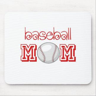 Baseball Mom Mousepads