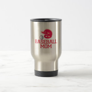 Baseball mom mug
