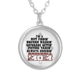 Baseball Mom Custom Jewelry