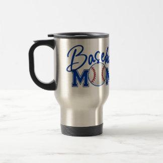 Baseball Mom - SRF Travel Mug