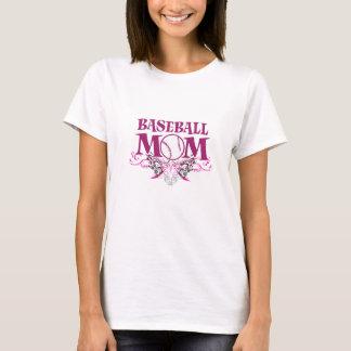 Baseball mom tshirts
