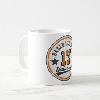 Baseball Mom University classic coffee mug
