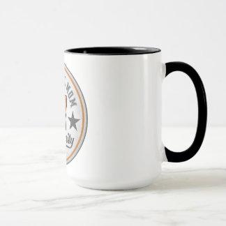 Baseball Mom University combo coffee mug
