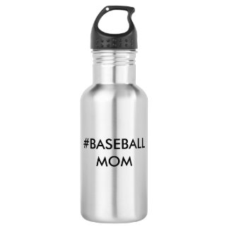 #BASEBALL MOM WATER BOTTLE 532 ML WATER BOTTLE