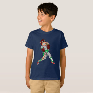 Baseball Monkey T-Shirt