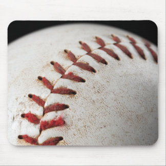 baseball mouse pad