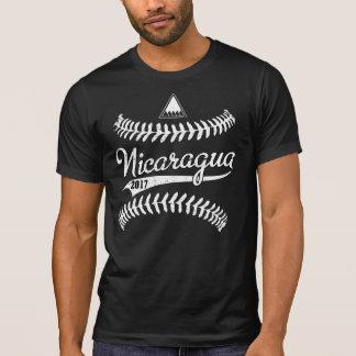 Baseball Nicaragua T-Shirt