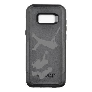 Baseball OtterBox Commuter Samsung Galaxy S8+ Case