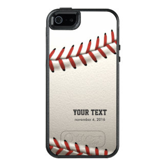 Baseball OtterBox iPhone 5/5s/SE Case