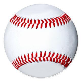 """Baseball Photo Design 5.25"""" Square Invitation Card"""