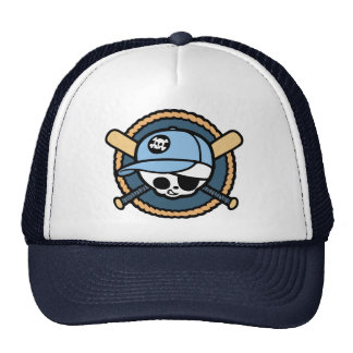 Baseball Pirate -Boys Cap