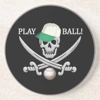 Baseball Pirate coaster