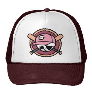 Baseball Pirate -Girls Cap