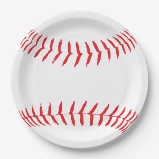 Baseball Plates