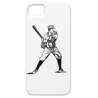 Baseball player barely there iPhone 5 case