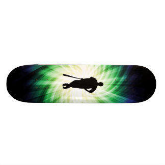 Baseball Player; Cool Skate Board Decks