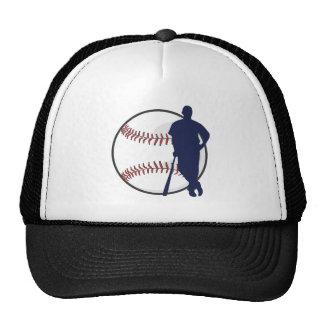 Baseball Player Mesh Hat
