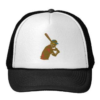 Baseball player more player mesh hats