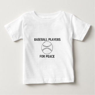 Baseball Players For Peace T-shirts