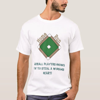 Baseball Players T-Shirt