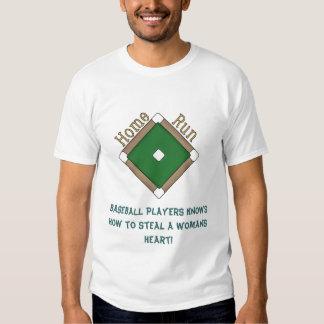 Baseball Players Tshirt