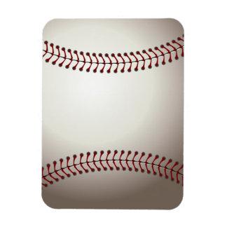 Baseball Rectangular Magnet
