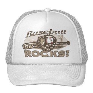 Baseball Rocks! Hat