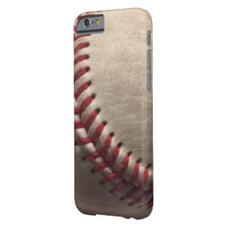Baseball Seams Dirty iPhone 6/6s, Barely There Barely There iPhone 6 Case